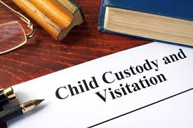 Child Custody and Visitation Order